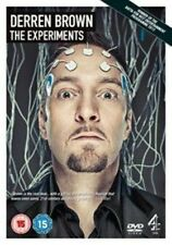 Derren Brown: The Experiments - Digital Versatile Disc (DVD) Region 2