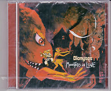 CD 16 TITRES DIONYSOS MONSTERS IN LOVE DE 2005 NEUF SCELLE