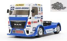 Tamiya 1:14 RC Team Hahn Racing MAN TGS TT-01E inkl. Kugellager - 300058632KU