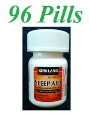 KL Sleep Aid Doxylamine Succinate 25mg 1x96 Sleeping Pills Free WorldWide Ship