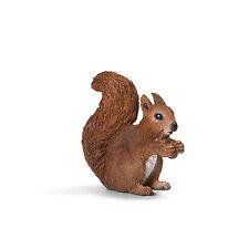 Schleich 14684 Eichhörnchen  Schleichtiere Schleichtier Waldtiere
