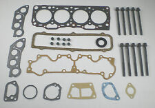 HEAD GASKET SET & BOLTS FIAT PUNTO GT & UNO  ie 1.4 TURBO 8V