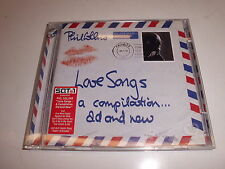 Cd   Love Songs. A Compilation ... Old & New von Phil Collins  - Doppel-CD
