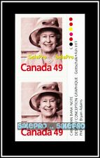 2x CANADA 2003 CANADIAN CORONATION OF QUEEN ELIZABETH FACE 98 CENT MNH STAMP LOT
