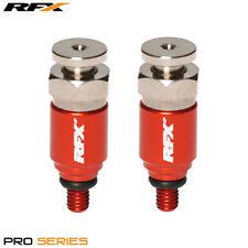 Rfx Motocross Enduro Horquilla Aire Drenaje de freno Naranja KTM SX XC EXC SXF