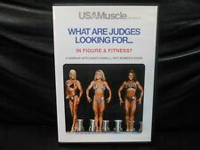 USA Muscle : What are Judges Looking For...in Figure & Fitness (DVD, 2006)