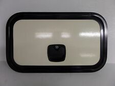 NEW 21 x 12 Hatch Baggage Cargo Compartment Storage Door RV Camper