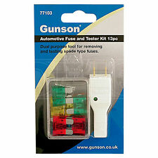 Gunson Auto Fusible Y Tester Kit 13pc