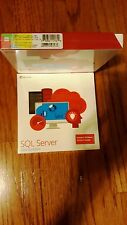 Microsoft SQL Server 2016 Standard,SKU 228-10602,10 CALs,Sealed Retail Box,Full