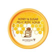 [SkinFood] Honey&Sugar Jelly Body Scrub 200g