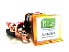 Battery Life Saver BLS-12/24BW Reviver Desulfator Wind Solar Banks