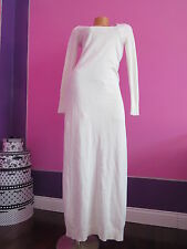 Victoria's Secret!! Kiss of Cashmere Maxi Sweaterdress Dress SZ:SMALL
