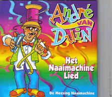Andre van Duin-Het Naaimachine Lied cd single