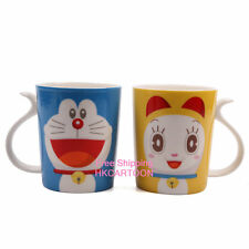 DORAEMON & DORAMI 350ML 2P MUG SET CERAMIC CUP DC8797