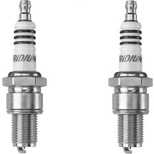 NGK Iridium IX Spark Plugs For Harley Sportster Pair - DCPR7EIX