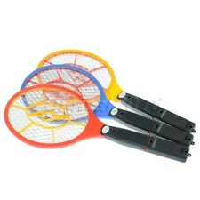Handheld Light Electronic Fly Mosquito Bug Outdoor Kill Swatter Zapper Racket