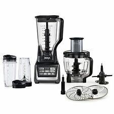 New Nutri Ninja Auto IQ 1500 Watt Blender Juicer Food Processor Kitchen System