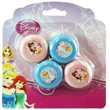 Princess Mini Yo-Yos 4-pack