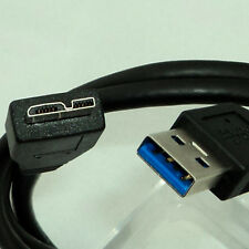 1M USB 3.0 Power Data Cable For Western Digital WD My Book External Hard Drive