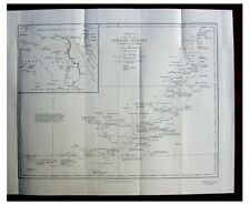 1931 Beadnell - LIBYAN DESERT - Lost Ancient Oasis - ZERZURA - With Route Map -3