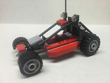 LEGO, CITY Custom Dune Buggy Bright Red! Off-road Racer