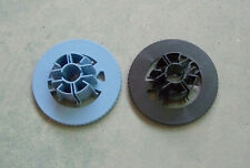 1 Pair (blue+black) Spindle Hub for HP DesignJet 500 510 800 500ps 800ps