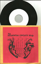 SEQUENCIAL CIRCUITS This bed Seems Safe today 2UNRLEASE TRX LIMITED 7 INCH VINYL