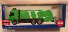 Siku 2938 - Mercedes Garbage Truck - French Livery - Ships from USA - NEW!