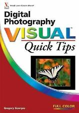 Digital Photography Visual Tips by Georges Brand New List Price 12.99