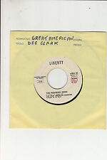 """GREAT AMERICAN DISASTER - the pushbike song / DEE CLAY - old time...45"""" juke box"""