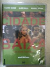 Lazaro Ramos Alice Braga CIDADE BAIXA aka LOWER CITY ~ 2005 Brazilian Film | DVD