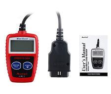 OBD2 EOBD Scanner Car Auto Code Reader Data Tester Scan OBDII Diagnostic Tool