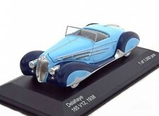 white box 1/43  DELAHAYE  165 V12  1938