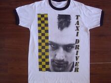 RaRe *1980s TAXI DRIVER* vtg t shirt 70s 80s Movie Robert De Niro Mohawk Killer
