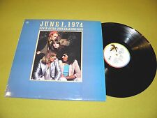 """""""June 1, 1974"""" - Kevin Ayers - John Cale - Eno - Nico - IMPORT LP Mike Oldfield"""