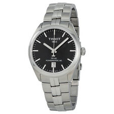Tissot PR 100 Automatic Black Dial Mens Watch T101.407.11.051.00