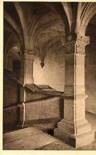 CPA 46 chateau d' ASSIER l'escalier