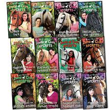 Stacy Gregg Pony Club Secrets 12 Books Collection Set Paperback New