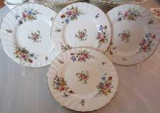 "4 MINTONS MARLOW SM SIDE/BREAD B&B PLATES 6-1/8"" Multi-FLORAL England More Avail"