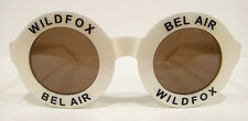 WildFox Bel Air Sunglasses PEARL WHITE Authentic Brand New