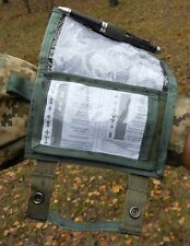 Tactical Military battle tested Waterproof Wrist Map & Document Case  pouch 8,3""