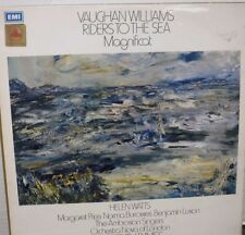 Vaughan WIlliams RIders to the Sea Magnificat 33RPM #3699  011517LLE