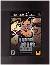 Grand Theft Auto Trilogy (Playstation 2 PS2 Vice City San Andreas GTA III) NEW
