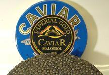 125g Imperial Oro Caviale di Acquacoltura fresco + 1 madre perla-cucchiaio