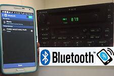 98 99 00 01 02 03 Ford ESCAPE F150 F250 F350 BLUETOOTH SUPERDUTY OEM CD FM RADIO