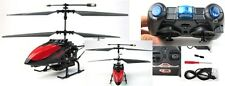 Mini Helikopter Eagle Eye m Kamera 3,5 Kanal RC Infrarot FB 14125 LED Beleuchtun