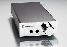 Lehmann Linear Headphone Amplifier (Silver)
