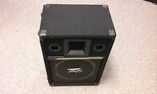 Peavey Electronics 112HC Full Range Two-Way PA Speaker-Handcrafted in USA-Nice!