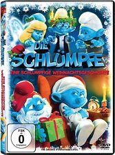 Die Schlümpfe - Eine schlumpfige Weihnachtsgeschichte DVD NEU