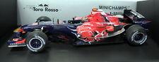 Minichamps 1/18 Scale diecast  100 060020 Toro Rosso Cosworth STR1 Liuzzi 2006